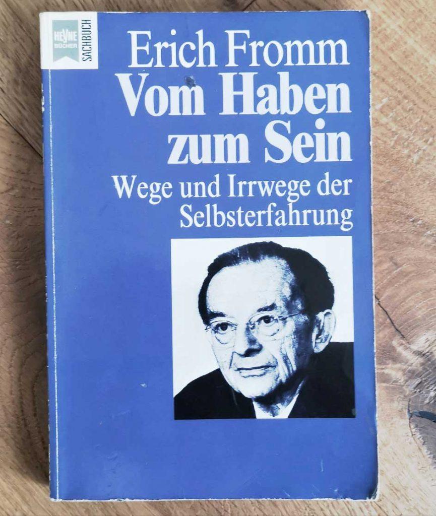 Erich Fromm Buch