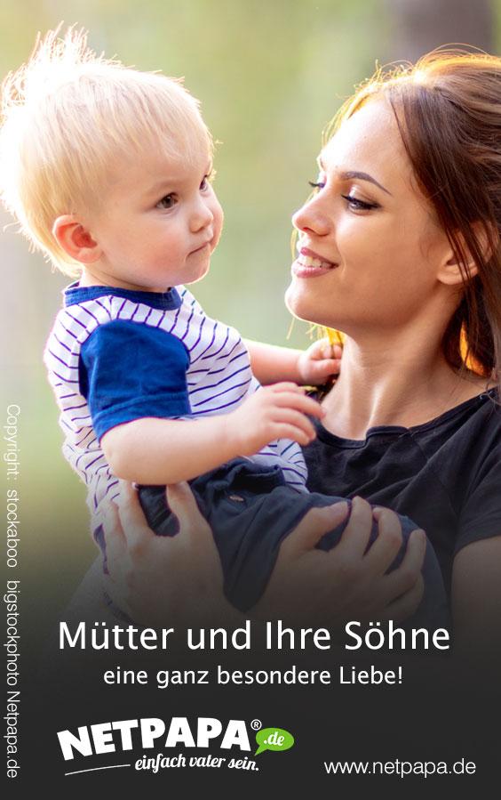 Mutter-Sohn